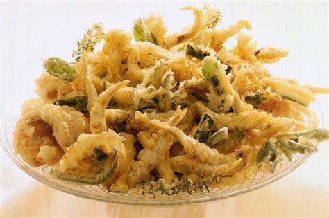 Pastella Fry Pan tempura di pesce e verdure ribana s flavour