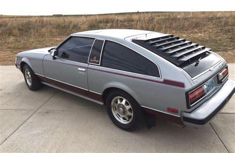 1979 toyota celica supra 5 speed bring a trailer