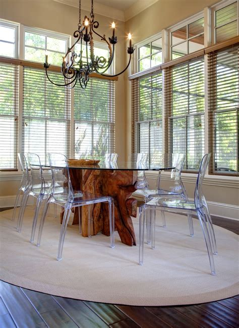 louis ghost chair  modern balance  design