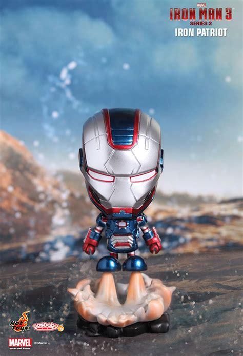 Toys Cosbaby Iron 3 Series 2 toys iron 3 cosbaby s series 2 mightymega