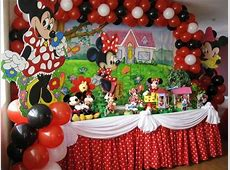 Enchanted Balloon Party and Event Decors - Mickey Minnie Mouse