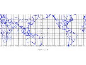 us map lat grid on388 grib table b grid identification