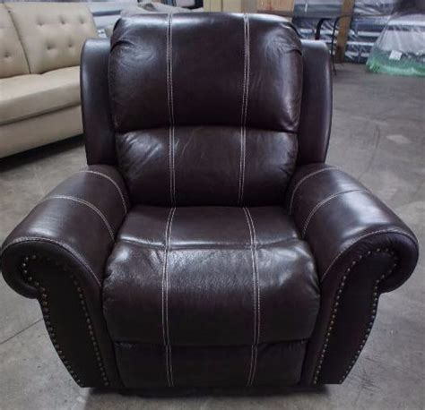 high end leather recliners high end bella collection leather power recliner name