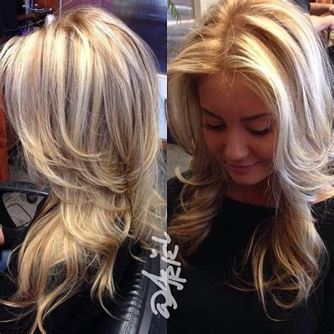 Tutorials For Putting Lowlights In Blonde Hair | 185 best images about contrast hair color on pinterest