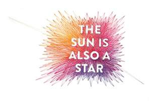 Dominique Barnes Cover Crush The Sun Is Also A Star By Nicola Yoon The