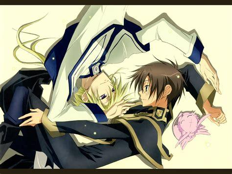 Anime 7 Ghost by 07 Ghost Zerochan Anime Image Board