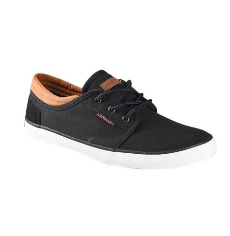 Sepatu Airwalk Canvas jual airwalk harris aiw16cv1271s sepatu pria black camel