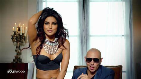 hot hot hot pitbull priyanka chopra hot in pitbull song 001 priyanka chopra