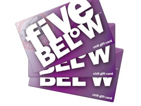 Win Gift Cards For Surveys - www fivebelowsurvey com win a 100 five below gift card in five below survey
