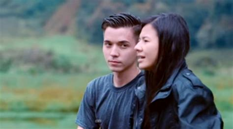 film ftv steven william steven william dan eriska rein mesra di teaser sebuah