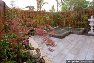 real backyard japanese garden design completehome