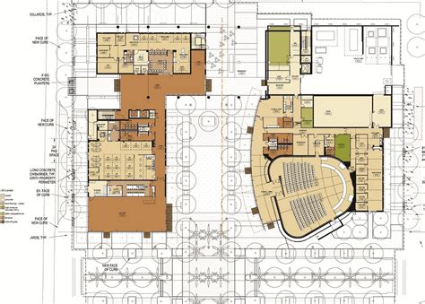 city hall floor plan chandler city hall spurring future development buildipedia