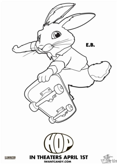 Hop Coloring Pages free coloring pages of p hop