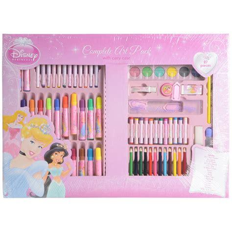 Disney Princess Stationerry Set disney princess 87 complete pack stationery set