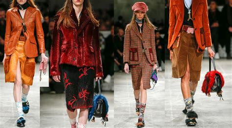 Best Trends For This Fallwinter Right From Runaway Gucci by Prada Fw 2017 Normality Is New Existenz Minimum Of Fashion
