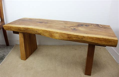natural bench the natural edge bench strata furniture