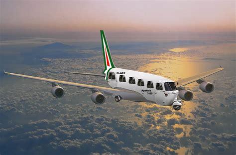 cabina di pilotaggio airbus a380 alitalia a380