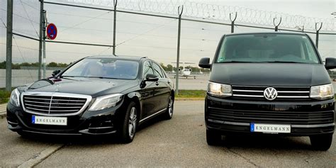 Limousine Transfer by Flughafentransfer M 252 Nchen Engelmann Limousinenservice