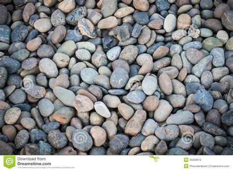 rocks in spanish smooth pebbles on a beach stock photo image 45009613