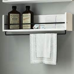 White Bathroom Wall Shelves 20 Best Wooden Bathroom Shelves Reviews