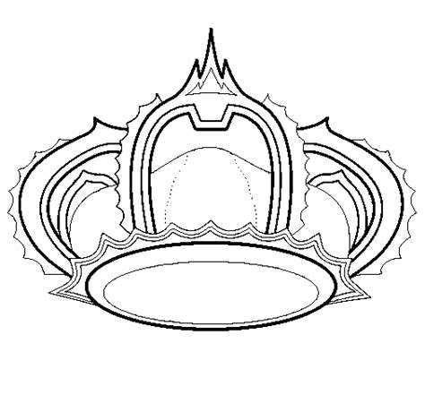 coronas para imprimir coronas para pintar y recortar imagui