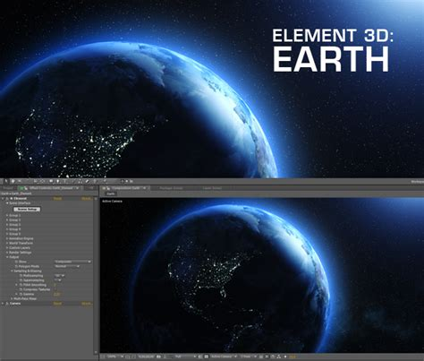 tutorial after effects earth zoom tutorial after effect zoom earth video copilot after