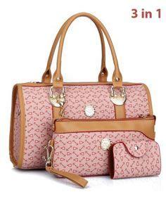 Tas Import Ic86633 Pink Leather Bag Fashion Korea Boneka Teddy tas import p823 black tas korea harga murah merek berkualitas import 100 di jamin supplier
