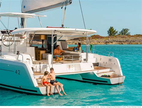 Lagoon Catamaran: sale, rental, catamaran and luxurious yacht construction 42