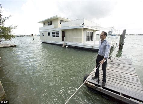 floating homes for florida florida who s floating home seized and destroyed