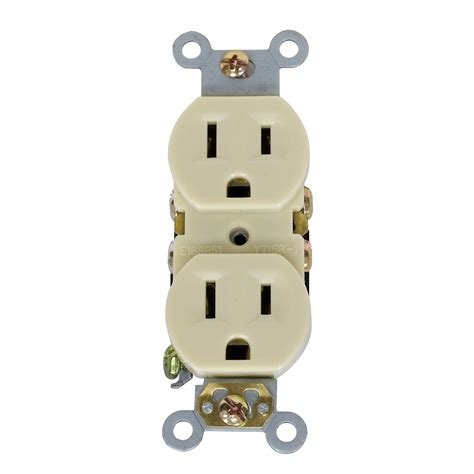 all fit wh5000 duplex receptacle electrical outlet 10