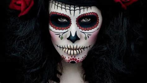 imagenes de calaveras maquillaje imagenes de maquillaje de calabera imagui