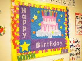 Birthday Board Decoration preschool playtime purposeful play for everyday