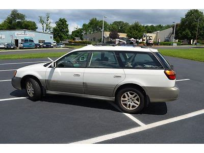2001 subaru outback manuals purchase used 2001 subaru legacy outback awd 5 speed manual in philadelphia pennsylvania