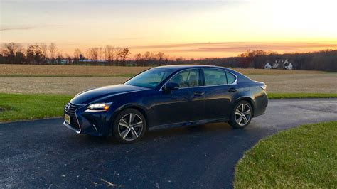 2016 lexus gs350 awd review road tripping in the us