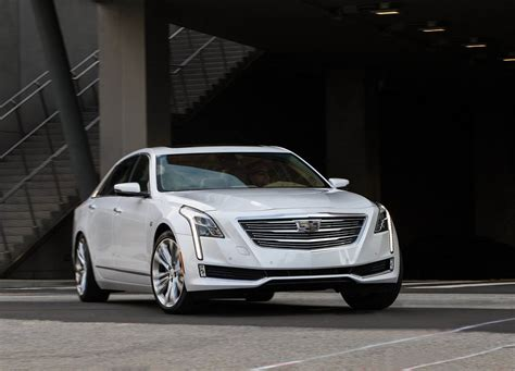 new cadillac model cadillac to launch 8 new models within 4 years