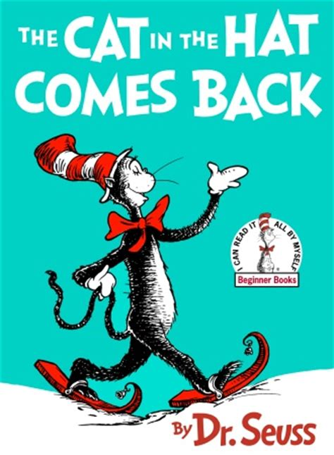 cat in the hat book pictures quotes from the book the cat in the hat quotesgram
