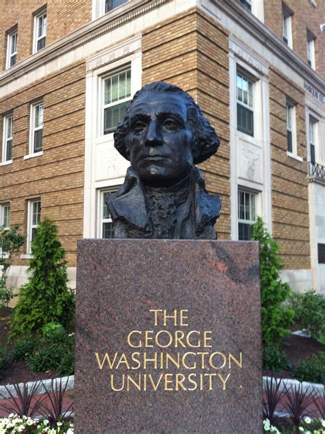 Wash U Mba Denver by George Washington Drops American History
