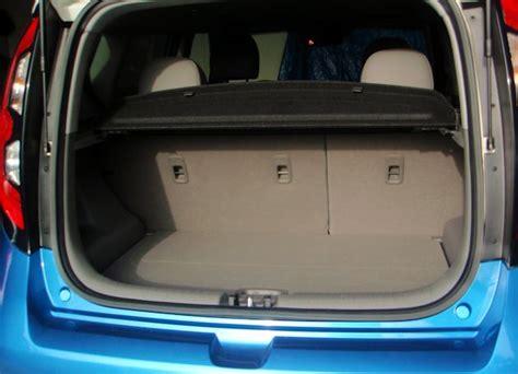 kia soul trunk space 2015 kia soul ev test drive nikjmiles