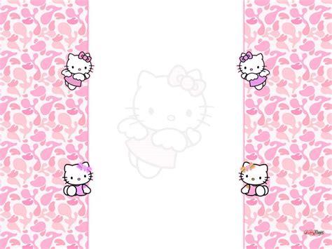 wallpaper hello kitty gerak hello kitty backgrounds wallpaper cave