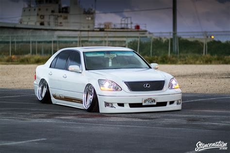 lexus ls430 vip hawaii five ohhhhhh the vpr lexus ls430 stancenation