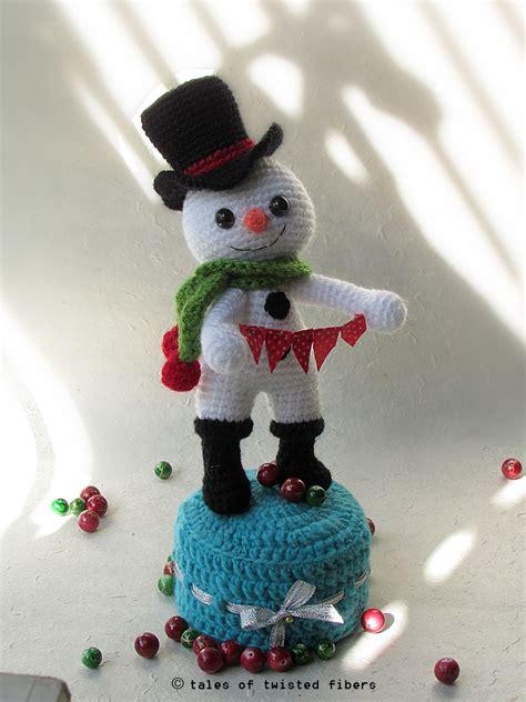 amigurumi snowman pattern free 10 crochet amigurumi snowman free patterns