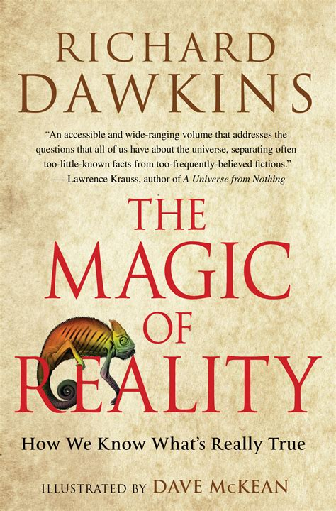 the magic of reality book by richard dawkins official