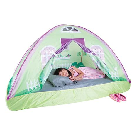 tent for full size bed pacific play tents cottage bed tent full size