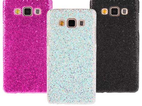 Samsung A7 A720 Gliter Hardcase samsung galaxy a5 glitter plactic
