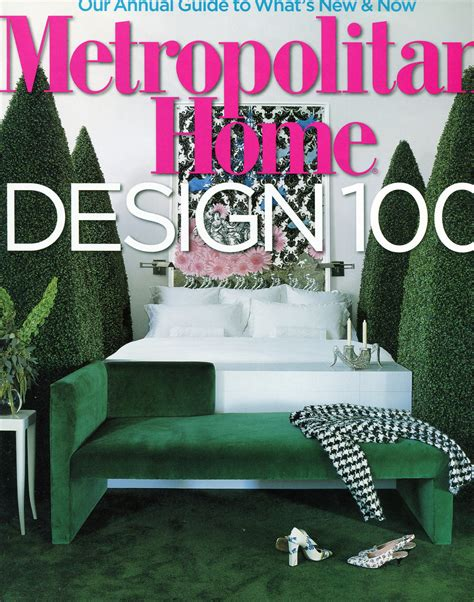 Metropolitan Home Design 100 Book by Metropolitan Home Design 100 Book 28 Images