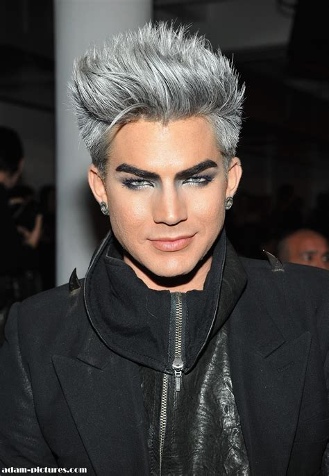 Hair And Makeup Guys Love | fyeahmeninmakeup dandy farouche adam lambert at the