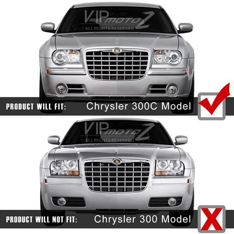 chrysler 300c fog lights 05 10 chrysler 300c 05 06 300 srt 8 halo projector fog