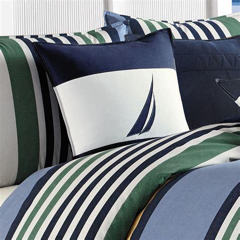nautica navy blue comforter nautica dover blue comforter and duvet set from