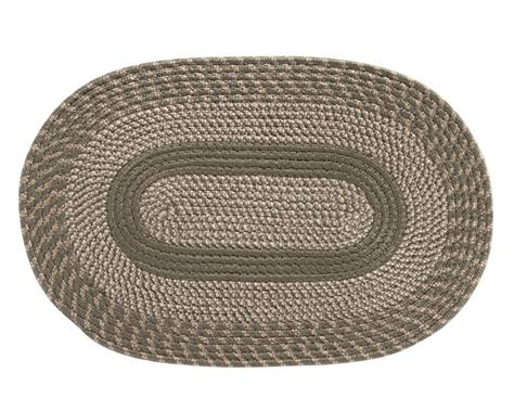 Braided Rugs Oval by Oval Braided Rug