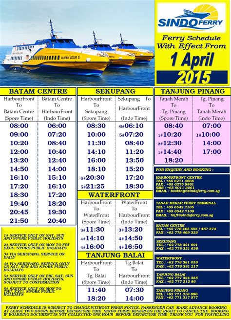 Etiket Batam To Singapore Sindo Ferry All In Tax 1way buy sg50 promo 2 way all in sindo ferry ticket singapore batam deals for only s 34 8 instead of